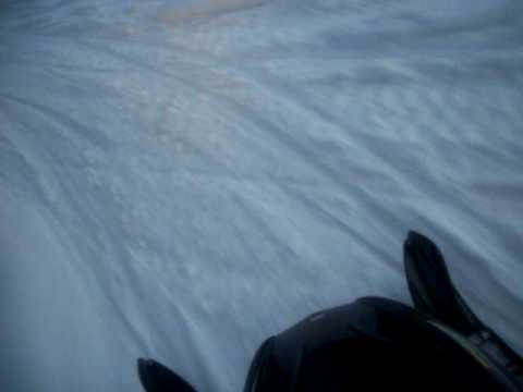 Sledding In Chetwynd Bc Helmet Cam