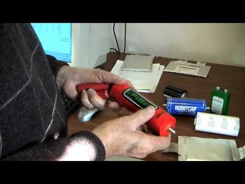 Testing Lithium Iron Phosphate Batteries