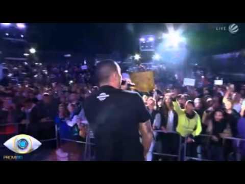 Eko Fresh -Quotentürke LIVE- bei Promi BigBrother 2013