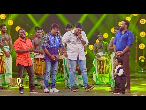 Comedy Utsavam │Flowers│Ep# 100👏