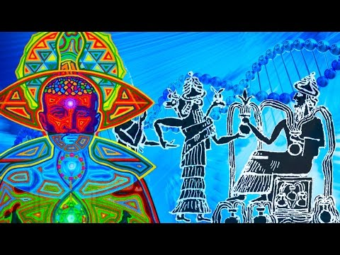Alien Bloodlines, & Unlocking DNA Mysteries Through Bliss ½ with Dan Winter