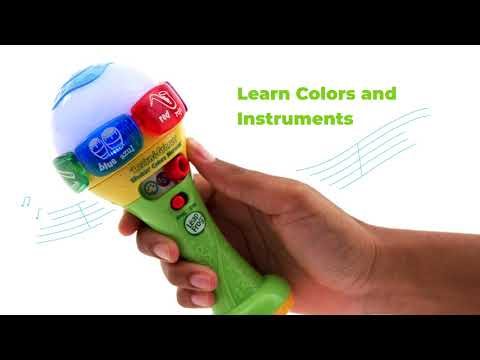 Learn & Groove® Shakin' Colors Maracas | Demo Video | LeapFrog