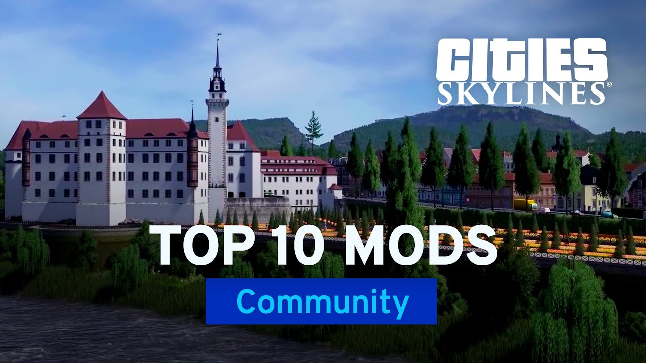 Top 10 Mods of March 2019 with Biffa | Mods of the Month | Cities: Skylines