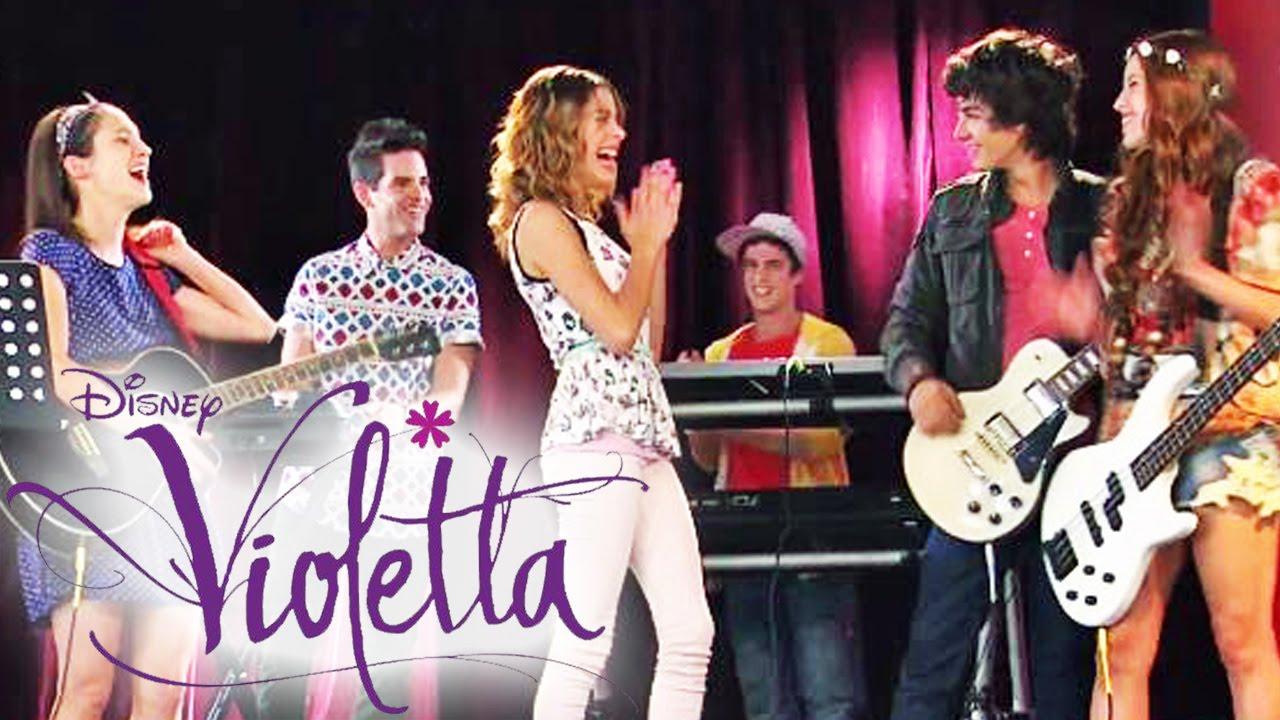Violetta Abstimmen