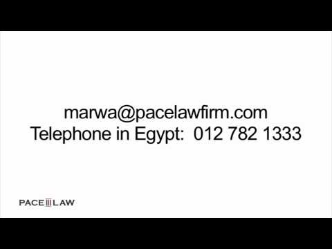 Pace Law Firm in Egypt
