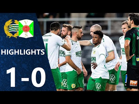 Hammarby Varbergs BoIS Goals And Highlights