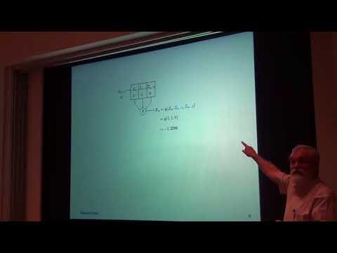 ITSOC School of Information Theory 2011: Robert Gray