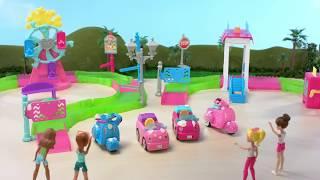 Barbie™ On the Go – Autómosó – Liliput Játékvilág