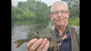 River Tees Fishing Lure Rod July 2019