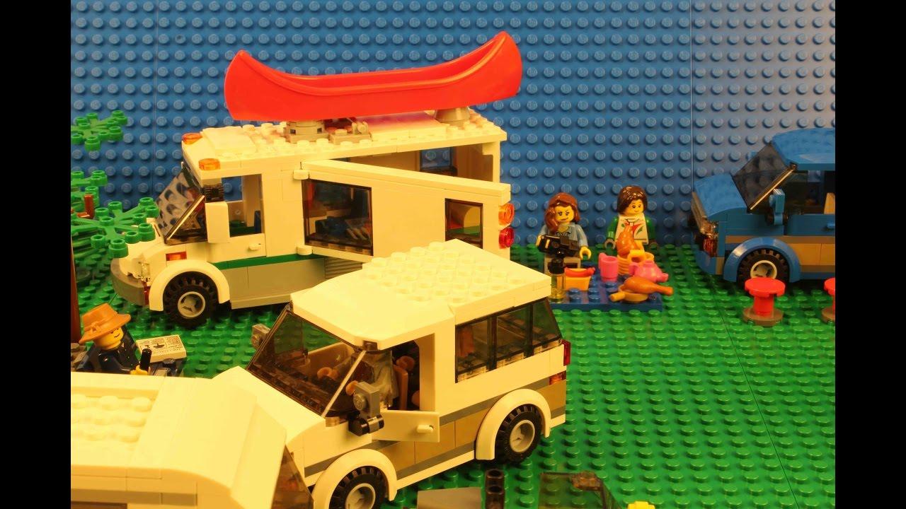 Lego CAMPING ADVENTURE