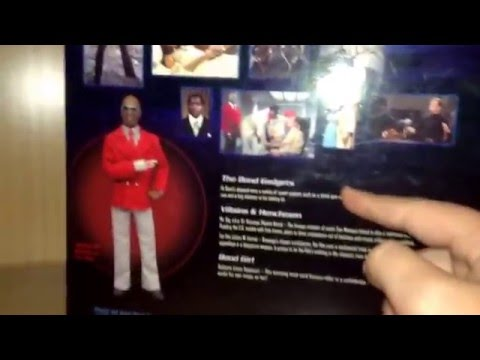 Sideshow James Bond live and let die figure review