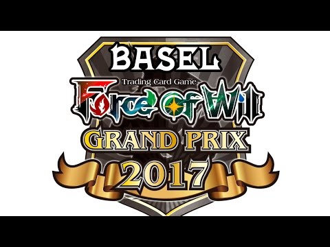 Force of will: Alguaciles tour - NGP 2017 Basel