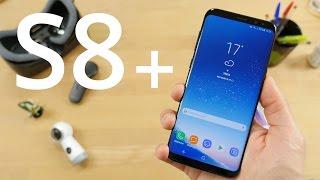 Test du Samsung Galaxy S8+ : vers l