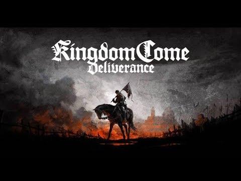 Kingdom Come Deliverance Playthrough Part 6 (PS4 PRO) Interactive Livestreamer