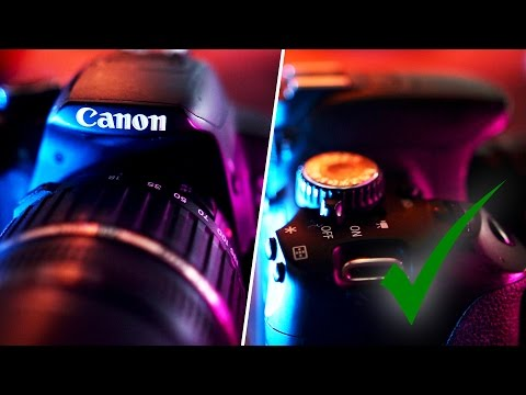 THE BEST CHEAP CAMERA FOR YOUTUBE! Canon 650D!