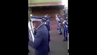 St James Brass Band- July 2013 Tembisa