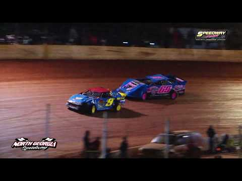 Pony / FWD Feature @ North Georgia Speedway March 2, 2019