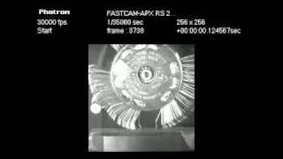 MBX Bristle Blaster - Slowmotion Video Demonstration