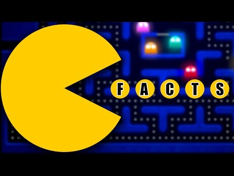 Top 10: Pac Man Interesting Facts