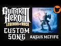 Guitar Hero 3 Custom Gloryhammer Angus McFife mp3