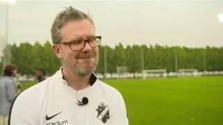 AIK: | 2019-01-29 Rikard Norling efter första träningspasset
