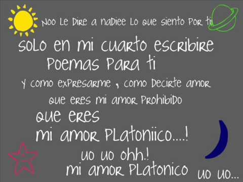 Mi Amor Platonico T
