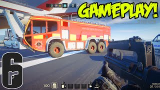 Rainbow Six Siege Gameplay - Full Multiplayer Games With Team Chat! (Rainbow Six PC Gameplay)