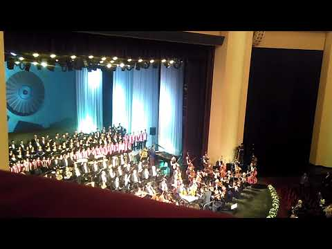 #4 Всеармянский оркестр - Гимн Еревану !! (я плакала)...