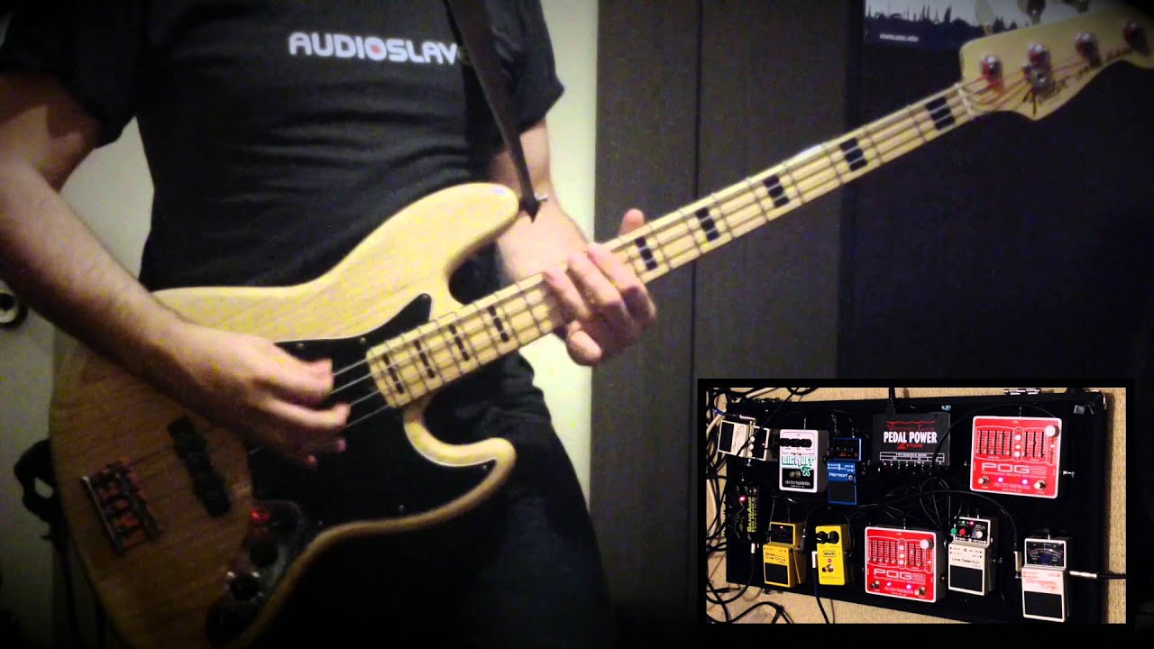 Royal Blood Come On Over Bass Cover Performed By
