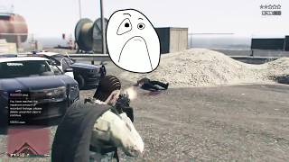 Gtav No Tryhards To Be Found Noob Lobby Destruction Lzzzz