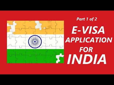 How to apply visa for INDIA | E-visa Application for India | Online Visa for India