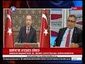 ANKASAM Başkanı Prof. Dr. Mehmet Seyfettin EROL KANAL B'de (11.01.2018)