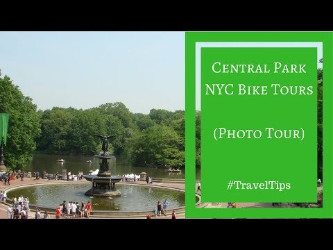 Touring Central Park in New York on a Bike (Photo Tour) #TravelTips