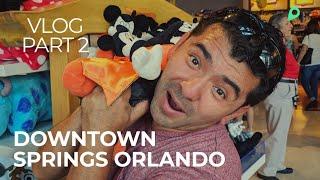Downtown Springs Orlando 2018 Vlog Part 2