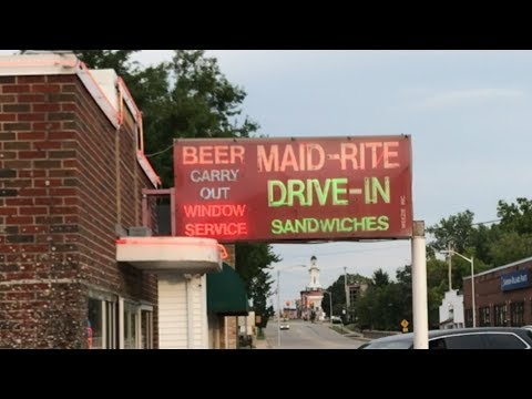DFD 71 - Maid Rite Sandwich Shoppe