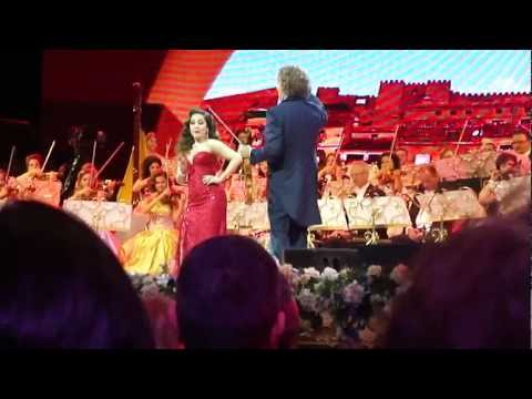 André Rieu e Orquestra Johann Strauss - Habanera e Manhã de Carnaval