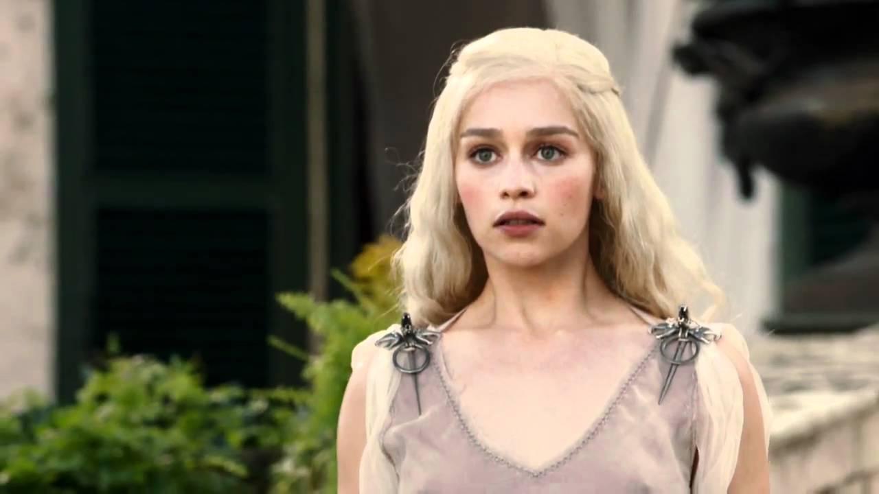 Daenerys targaryen and khal drogo wallpaper daenerys targaryen wedding - Game Of Thrones Moments Tease Daenerys Targaryen And Khal Drogo Hbo Youtube