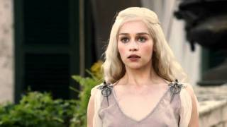 Game of Thrones: Moments Tease - Daenerys Targaryen and Khal Drogo (HBO)