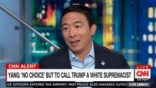 Andrew Yang on Don Lemon (August 13, 2019)
