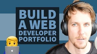 How to build a software developer portfolio in 2019 + the portfolio that got me a job