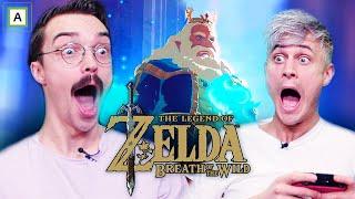 MØTER NYE FARER! - Ep2 - The Legend of Zelda: Breath of the Wild