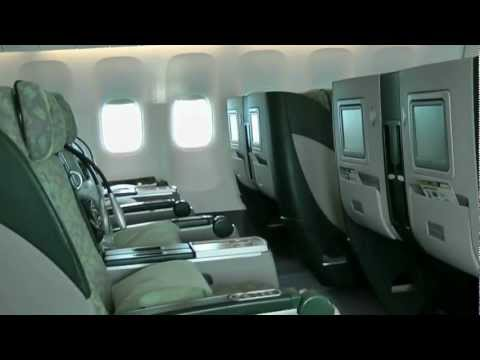 EVA Air BR0225: Taipei Taoyuan (Taiwan) to Singapore (Premium Laurel) Part 1