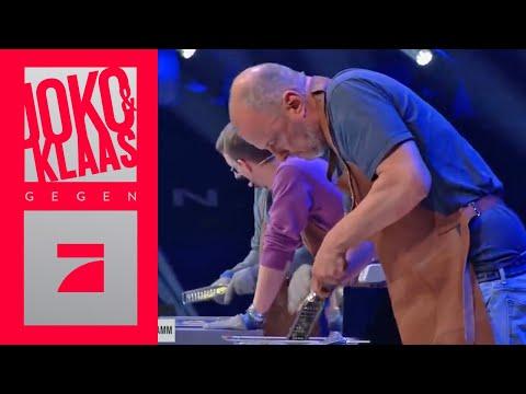 Frank Rosin und der Easy Reiber | Spiel 4 | Joko & Klaas gegen ProSieben