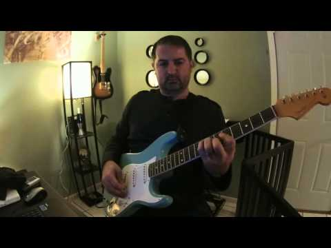 "Greg Jones playing Vince Gill's ""Take Me Down"" - Guitar Center Contest - Take 2"