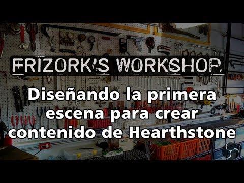 Frizork's Workshop #1: La primera escena de Hearthstone