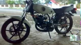 Repeat youtube video Sepeda RX KING Modifikasi