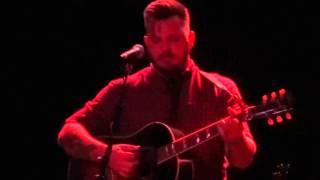 """Dustin Kensrue - """"Jesus Christ"""" [Brand New cover acoustic] (Live in Santa Ana 12-16-15)"""
