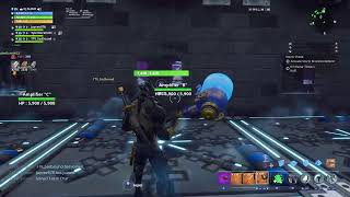 Fortnite Save The World | MODDED GUN GIVEAWAY - CODE CHOZ IN THE STORE