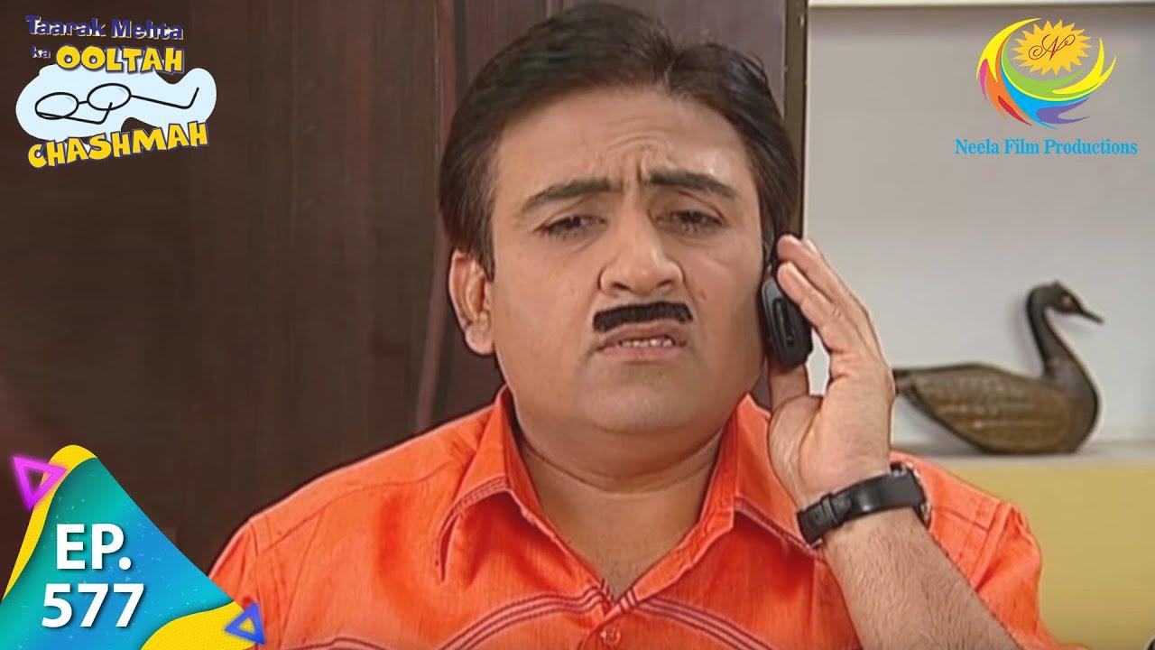 Download Taarak Mehta Ka Ooltah Chashmah - Episode 577 - Full Episode