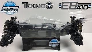 Tekno EB410 - Build Update / Review